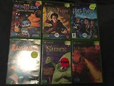 Lot de 6 jeux Microsoft Xbox FR