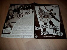 IFB 3429  Ausser Rand und Band BILL HALEY+DiePlatters  uva....
