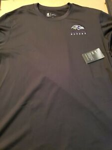 Baltimore Ravens AUTHENTIC NIKE NFL Dri Fit Sweater pullover