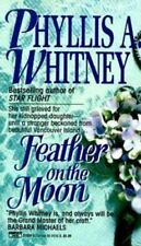 Phyllis A Whitney / Feather on the Moon 1989 Romance Mass Market