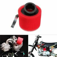 Back To Search Resultsautomobiles & Motorcycles Cover For Honda/kawasaki/suzuki Engines Responsible Red 45 Degree 42mm Atv Dirt Bike Air Filter Cleaner 125cc 140cc 150cc 4-stroke Bikes