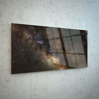 ANY SIZE Wall Art Glass Print Picture Cosmos Galaxy Nebula Space Hubble 57489694