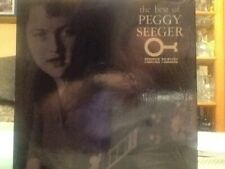 The best of Peggy Seeger-record
