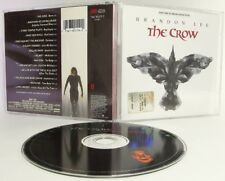 THE CROW - MUSIC FROM THE ORIGINAL MOTION PICTURE - SOUNDTRACK - CD usato