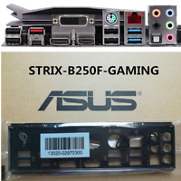 IO I//O Shield Back Plate BackPlate Plates for ASUS STRIX Z270F GAMING CY