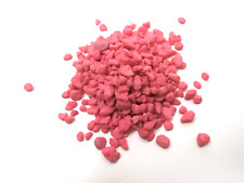 Decorative Pink Gravel Pebbles Stone Chippings Colored Stones Vase Sand Filler