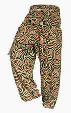 INDIAN BAGGY  YOGA MEN WOMEN JALEBI GYPSY HAREM PANTS PRINT STYLISH TROUSER GIFT