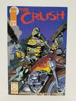 The Crush #2 - Image comics April 1996 - actual pictures - NM/MN