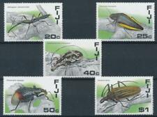 [15628] Fiji insects good set very fine MNH stamps
