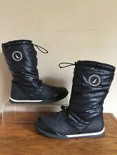 NAUTICA AMISTEAD BLACK WINTER BOOTS SIZE 10