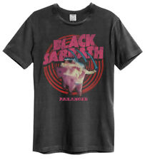 Black Sabbath 'Paranoid' T-Shirt - Amp   - NEW & OFFICIAL!