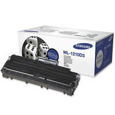 SAMSUNG ML-1210D3 ML1210D3 Original genuino Toner cartucho 2.5K páginas