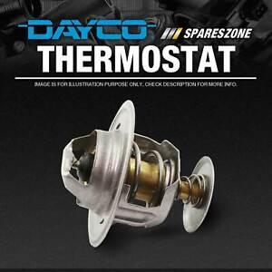 Dayco Thermostat for Audi Q5 8R A5 8T A4 B7 B8 A6 C6 C7 2.4L 2.8L 3.0L 3.2L