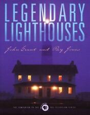 Legendary Lighthouses (Lighthouses (Chelsea House) Grant, John, Jones, Ray Pap