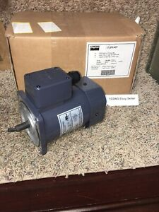 Dayton 23L407 1/4 HP 1600 RPM 115V AC Gearmotor Component Motor NO CAPACITOR