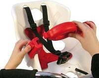 BELLELLI FRECCIA BIKE FRONT CHILD SEAT REPLACEMENT HANDLE CLIP ON - (NOT SEAT)