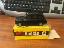 Budgie Toys #101 London Taxi Cab - Boxed
