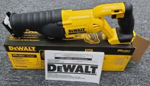 DEWALT DCS380B 20V Cordless Reciprocating Saw - Tool Only Brand New In Box