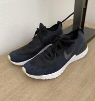 Nike Epic React Flyknit 2 Men's Size 11 Dark Blue