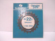 VINTAGE NOS SHIMANO 22T BICYCLE HUB FREEWHEEL CASSETTE COG SPROCKET