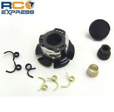 X Spede 1/8 Adjustable Aluminum 3 Shoe Clutch Flywheel Combo EAC100X3
