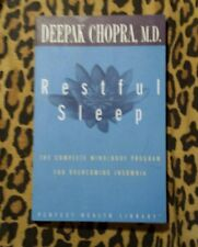 Perfect Health Library: Restful Sleep : The Complete Mind/Body Program for...