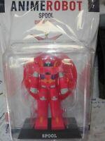 MODELLINO GASHAPON ANIME/MANGA 80 JAPAN SUPER ROBOT ROSSO NEMICO DAIKENGO/SPOOL