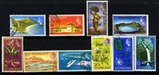 Used Pictorial British Colony & Territory Stamps