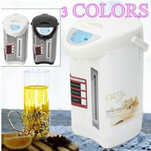 4L Hot Water Boiler Electric Kettle Instant Dispenser Boiling Heater Urn Tap