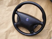 SAAB 9-3 9-5 AERO LEATHER STEERING WHEEL