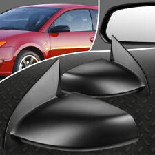 FOR 03-07 SATURN LON PAIR OE STYLE MANUAL SIDE REAR VIEW DOOR MIRROR LEFT+RIGHT