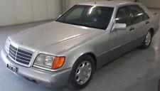 MERCEDES 300 SD 3.5 Turbo Diesel (W140) aus 1993 ab 1.-