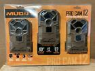 Muddy Pro Cam 12 Infrared Trail Cameras-3 Pack MTC100