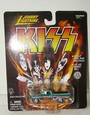 Johnny Lightning Kiss Real Wheel Series 1959 El Camino Pickup Truck green MOMC