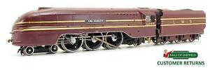 HORNBY 'OO' GAUGE R3639 LMS STREAMLINED 'KING GEORGE VI' LOCO *NEEDS ATTENTION*