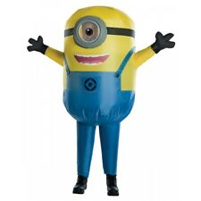 Minion Costume Kids Inflatable Halloween Fancy Dress