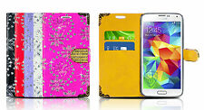 Bling Diamond Magnetic Flip Leather Wallet Case Cover For All Sony Xperia Phones