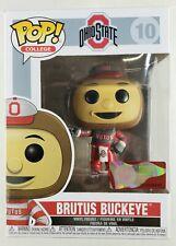 Funko - Pop College: Ohio State University - Brutus Buckey Brand New In Box