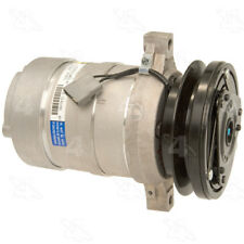 A/C  Compressor And Clutch- New   Four Seasons   58255