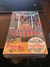 1994-95 Topps Series 2 Basketball Box Factory Sealed MICHAEL JORDAN CHASE/GRADE