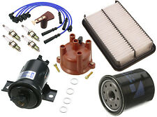 For Ignition Tune Up Kit Cap & Rotor+Filters for Toyota Pickup 1985 2.4 L4