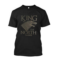 Men's Tops Tees 2017 new fashion the Game of Thrones Mens  cotton Casual t-SHIRT