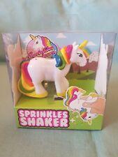 Gift Republic Magical Plastic Unicorn Sprinkles Shaker Cake Decorations BNIB