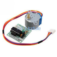 28BYJ-48 5V Stepper Motor With Drive Test Module Board ULN2003 5 Line 4 Phase