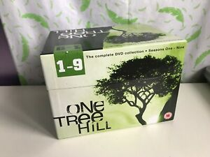 One Tree Hill - Series 1-9 - Complete (Box Set) (DVD, 2012)