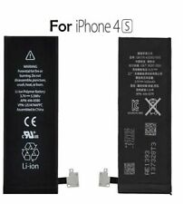 100% New High Capacity Internal Replacement Battery for iPhone 4S 1430 mAh