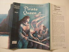 Pirate Queen, Edith Patterson Meyer, Dust Jacket Only