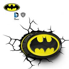 3D FX DC NIGHT LIGHT - BATMAN SHIELD