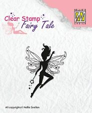 Nellie Snellen Fairy Tale 4  Clear Stamp FTCS004