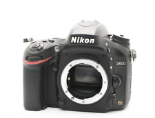 Free Shipping Nikon D600 Digital Camera Body Only - Black